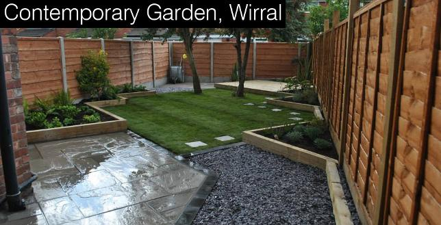 Landscape Garden Design Wirral : Landscaping wirral based in heswall on the peninsula paving